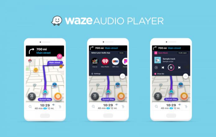 Waze интегрирует новую систему синхронизации данных