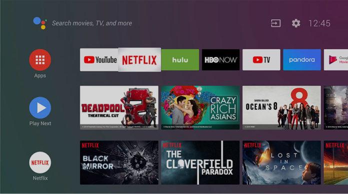 Google готовит новое умное Android TV устройство