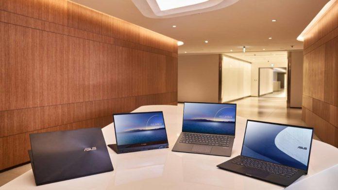 ASUS активизирует сотрудничество с компанией Intel