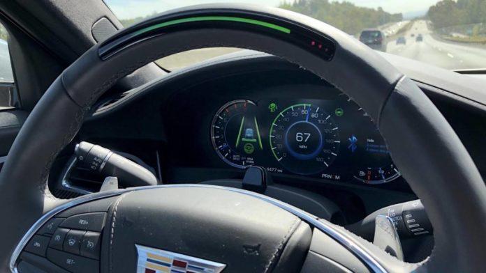 Cadillac улучшил свою систему круиз-контроля Super Cruise