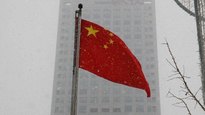Китай запустил секретный груз на борту ракеты Long March 2F
