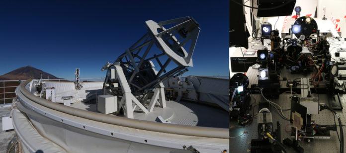 Ученые представили завораживающие снимки Солнца с телескопа GREGOR
