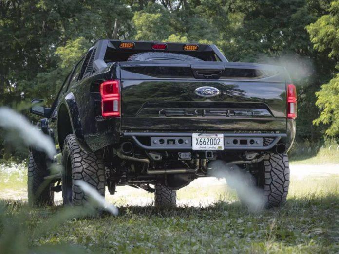 Ford F-150 получил модификацию Intrepid Supertruck от Mil-Spec Automotive