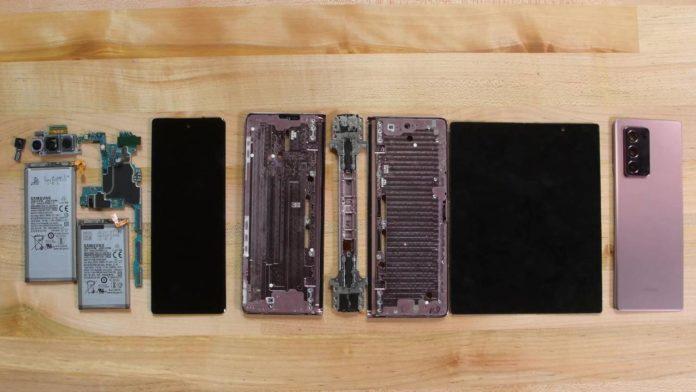 Флагман Galaxy Z Fold 2 приятно удивил своей прочностью