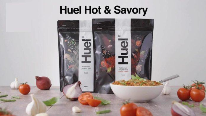 Huel Hot & Savory предлагает новые веганские блюда