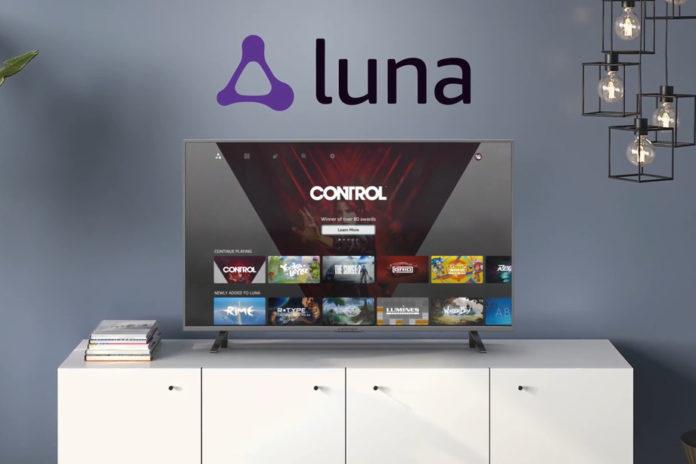 Luna — новый игровой стриминговый сервис от Amazon