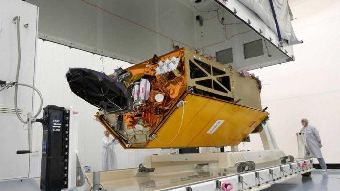 НАСА запускает миссию Sentinel-6 в ноябре