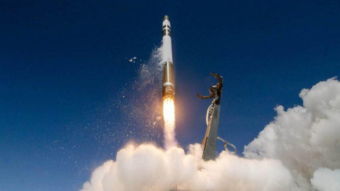 Rocket Lab запустил секретный спутник внутри ракеты Electron