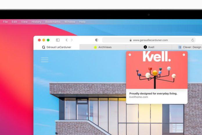 Apple выпустила Safari 14