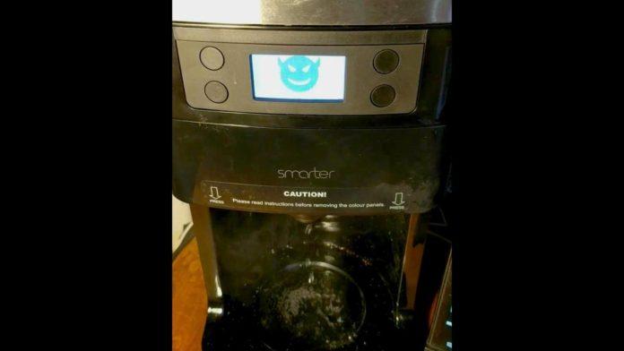 Разработчик антивируса Avast смог взломать кофемашины компании Smarter