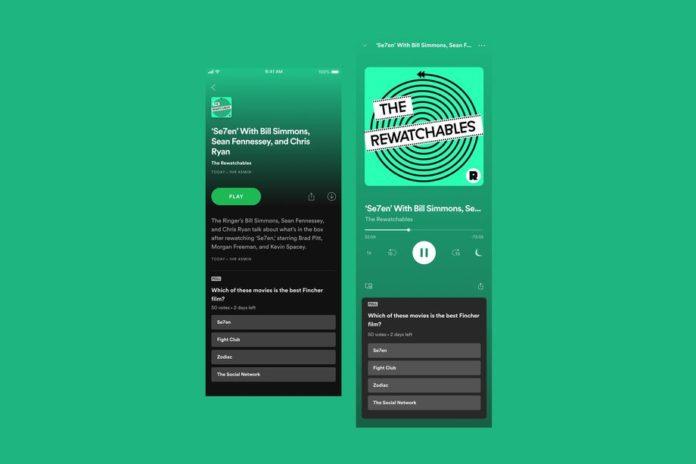 Spotify тестирует функцию, взятую у Instagram