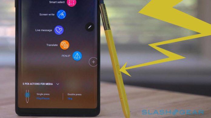 Стилус S Pen получил интеграцию с приложением Tasker