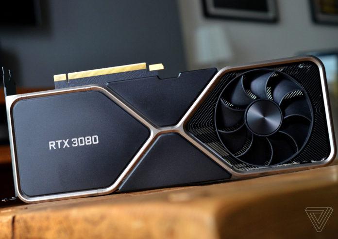 Nvidia обещает пополнение стоков RTX 3080 Founders Edition