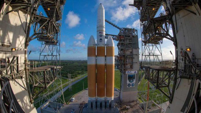 Ракета Delta IV Heavy будет запущен позднее, чем планировало ULA