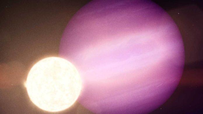 TESS и Spitzer обнаружили необычную космическую пару в созвездии Дракона