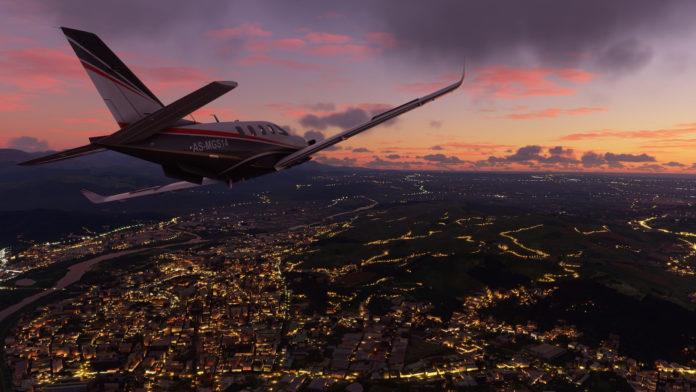 Microsoft Flight Simulator вскоре получит VR-воплощение