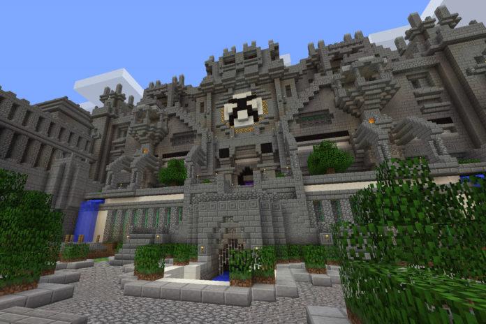 Для игры в Minecraft будет необходим аккаунт Microsoft