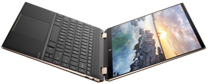 HP удивляет новой моделью ноутбука Spectre X360