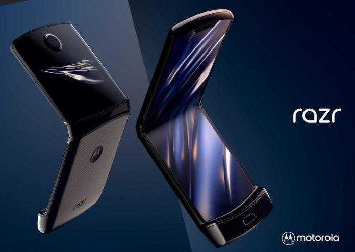 Motorola изменила способ упаковки смартфона Razr 5G