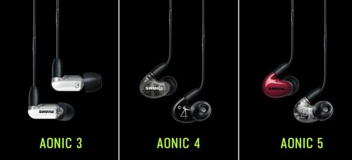 AONIC выпускает три новые модели своих беспроводных наушников