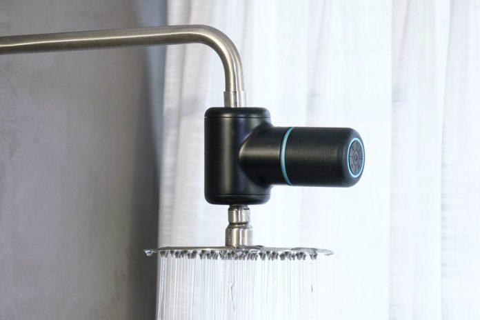 Shower Power — Bluetooth-колонка, заряжающаяся от воды