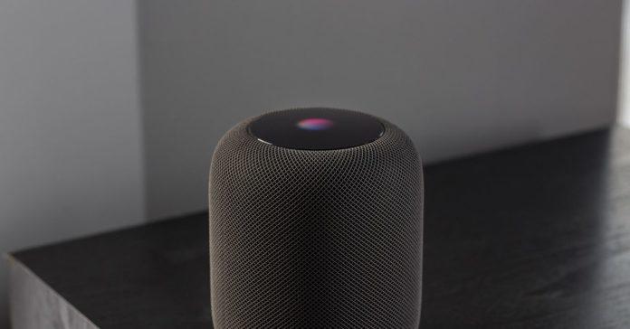 Apple выпускает новое обновление для HomePod