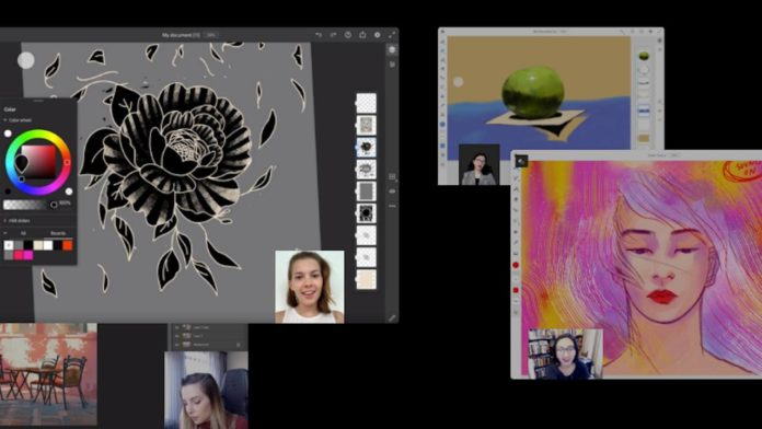 Adobe добавляет Photoshop и Illustrator на iPad