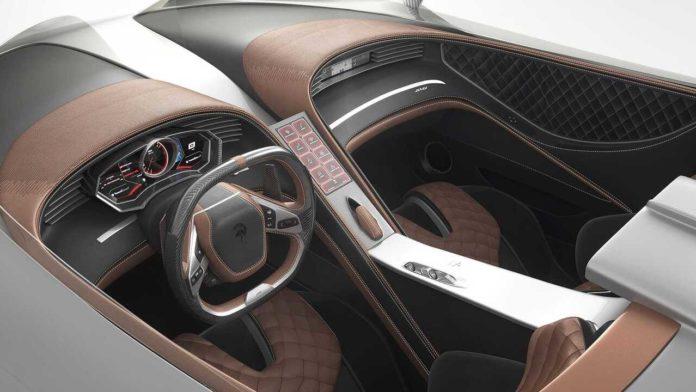 Итальянский концерн Ares представил новый спорткар Project Spyder