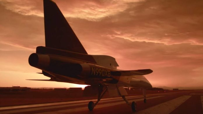 Boom Supersonic готовит необычный истребитель XB-1