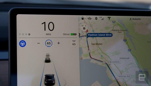 Tesla дарит владельцам электрокаров Premium-функции