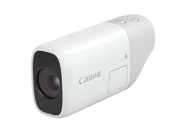 Canon представила компактную камеру PowerShot Zoom