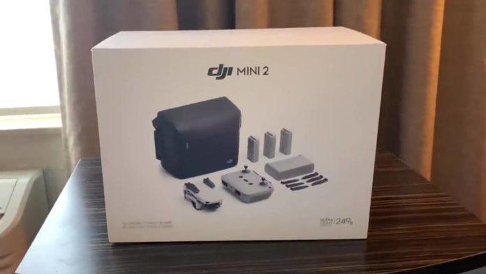 Новый дрон DJI Mini 2 случайно утек до официального релиза