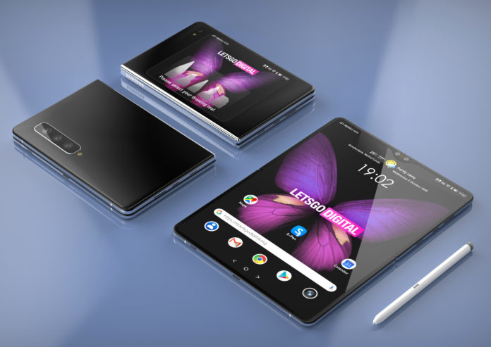 Смартфон Z Fold первого поколения получает функции второго