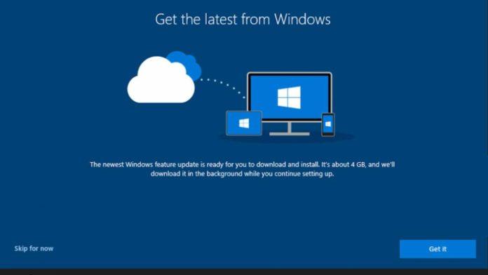 Система Windows 10 вскоре предложит два режима своей установки