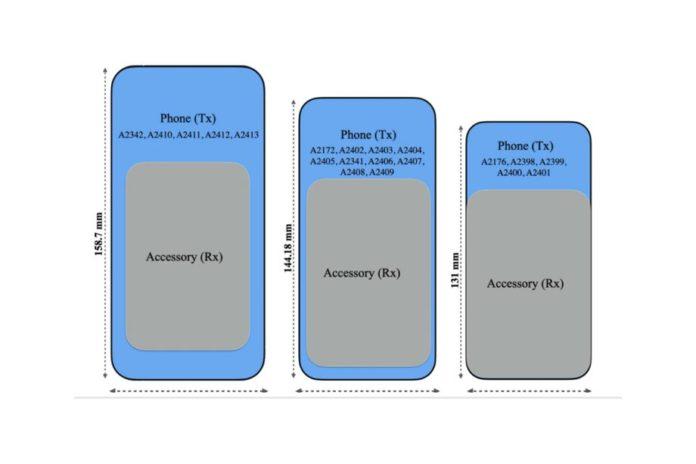 В iPhone 12 присутствует реверсивная беспроводная зарядка