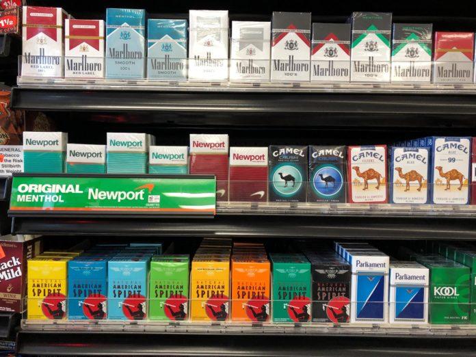 Ментоловые сигареты могут вновь попасть под запрет в США