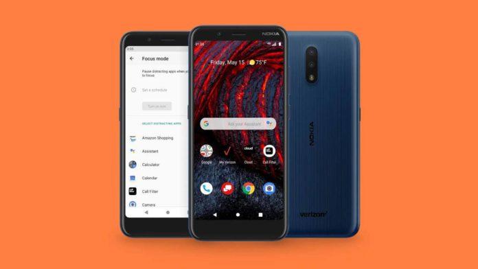 HMD Global выпускает Nokia 2 V Tella в рамках Verizon-покрытия в США