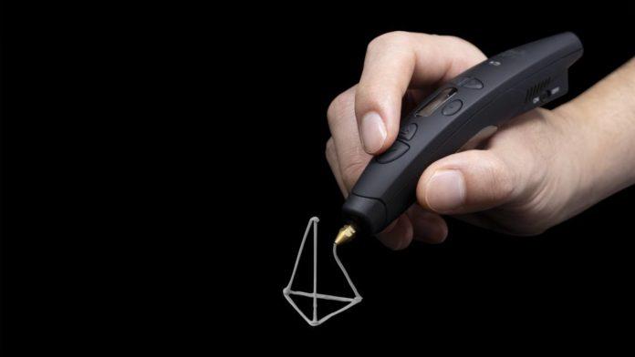 Стартап 3Doodler представил свою новую 3D-ручку