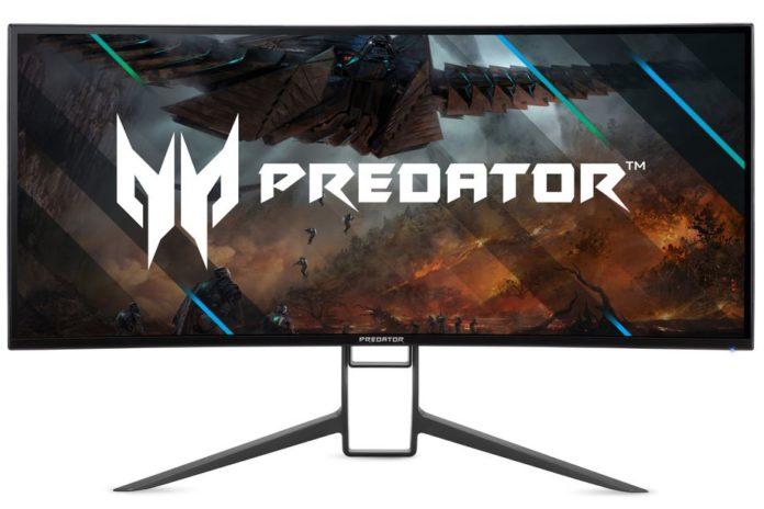Acer анонсировала целый ряд геймерских мониторов