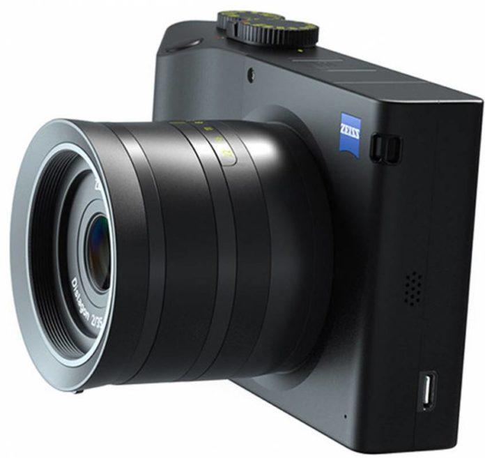 Камеру Zeiss ZX1 уже можно предварительно заказать