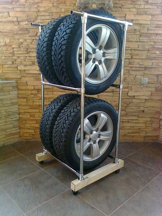 Условия хранения колес