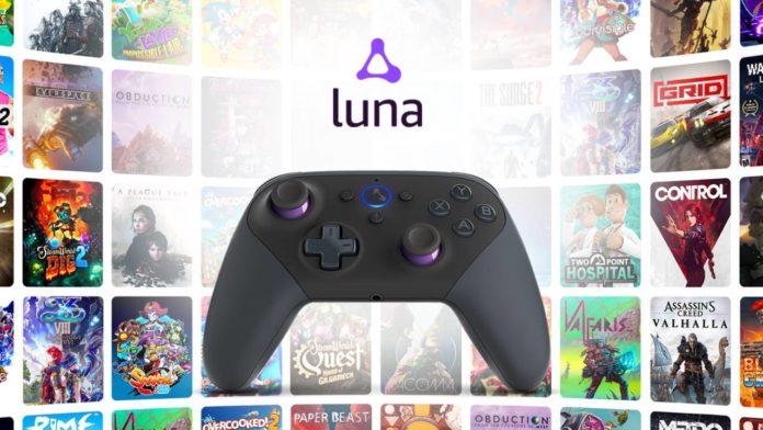 Сервис Ubisoft+ был добавлен в Amazon Luna