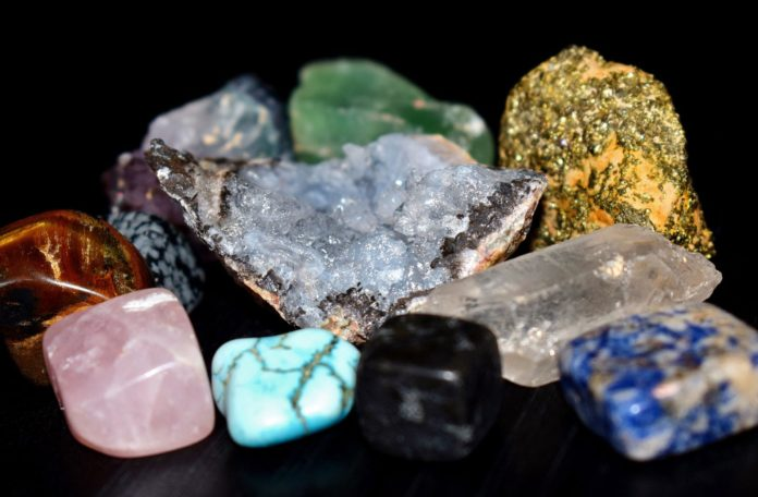 В России обнаружен новый необычный минерал