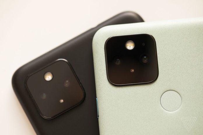 Старые смартфоны Pixel получат обновление до камеры Pixel 5