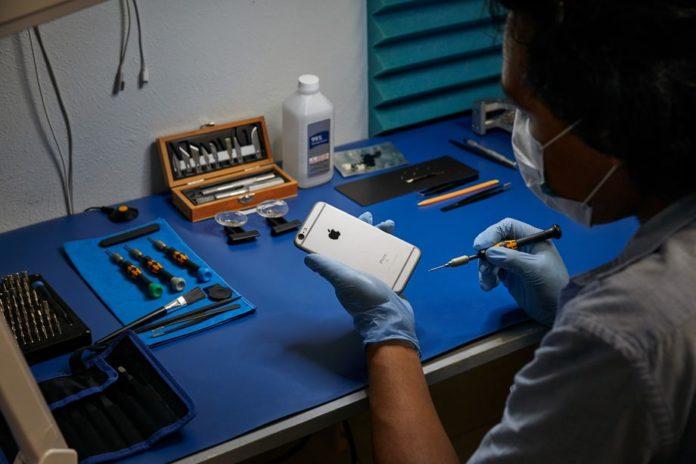 ЕС собирается регулировать ремонт электронных устройств