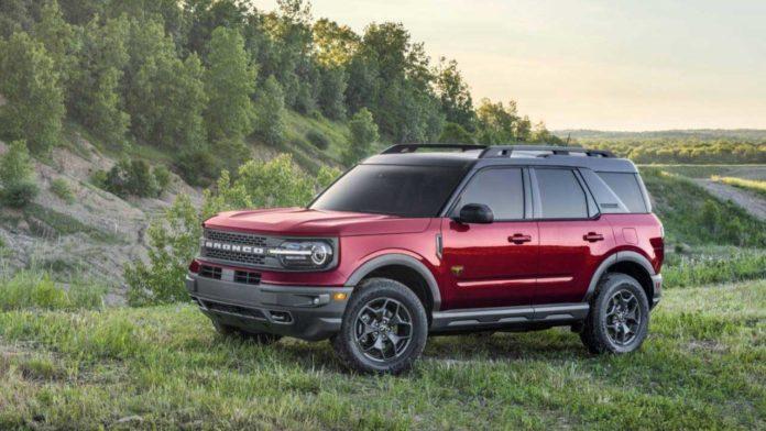 Ford готовится выпустить свой новый внедорожник Ford Bronco