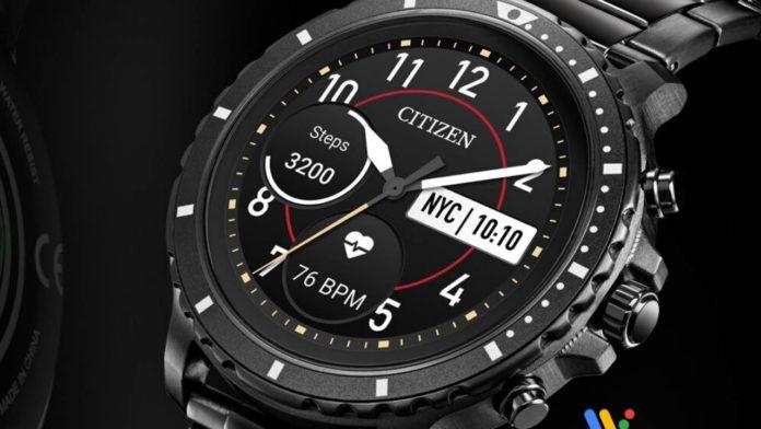 Citizen удивляет своими модифицированными часами CZ Smart
