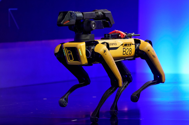 Hyundai может выкупить Boston Dynamics