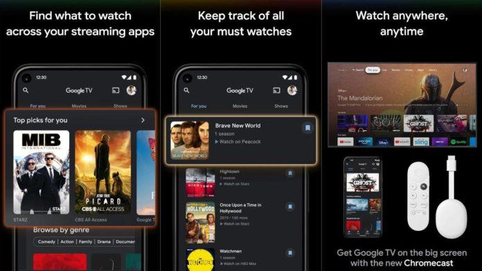 Google TV блокирует контент от Netflix