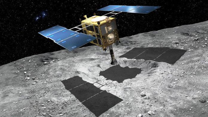 Ровер Hayabusa-2 вскоре вернется на Землю